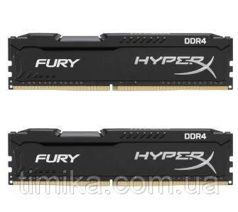 HyperX Fury DDR4 8GB (2 x 4GB) 3200 CL16