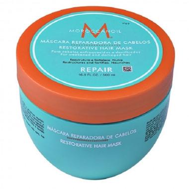Восстанавливающая маска для волос MoroccanOil Restorative Hair Mask 500 мл.