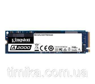 Kingston A2000 500GB PCIe NVMe