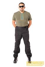 Тактические милитари штаны Urban, черный. Все разм. Brotherhood, фото 2