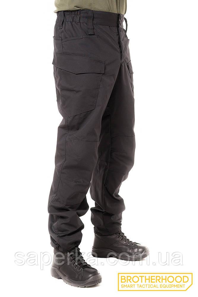 Тактические милитари штаны Urban, черный. Все разм. Brotherhood