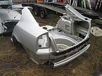 Б/у Задняя часть автомобиля Skoda Octavia 2005