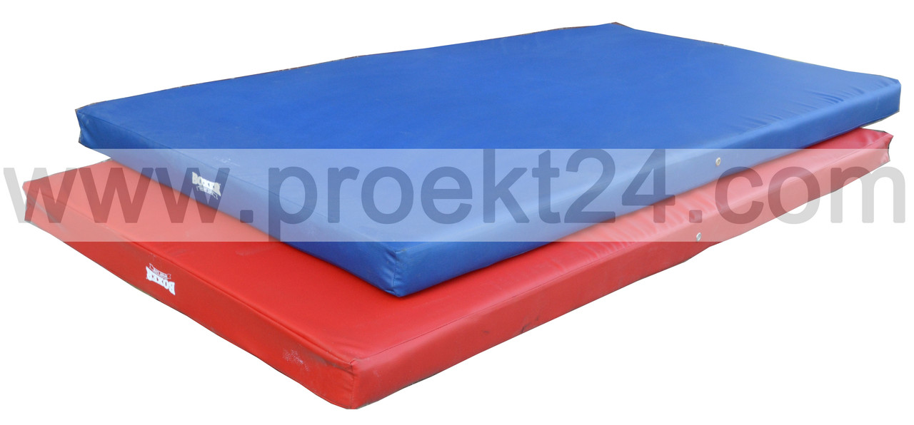 Мат гимнастический, спортивные маты (2000*1000*100мм)