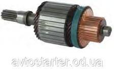 Якорь стартера (ротор) OPEL COMBO, CORSA, KADETT, 1.5 TD, 1.7 D