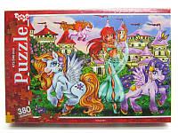 Детские Пазлы 380 тм Danko Toys