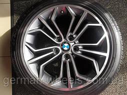 """Колеса 18"""" BMW X3 оригинальные диски!"""
