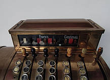 Кассовый аппарат Бельгия, нач.ХХ-го века, фото 3
