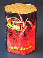 Салютная Установка Фейерверк Gelios GТ-19 калибр 30мм 19 выстрелов