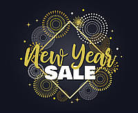 New Year Sale! Скидка -20% при заказе от 500 грн.! Промокод: sale2021