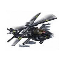 Конструктор Вертолет военный 0511 (293 детали)
