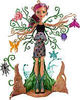 Кукла Монстер Хай Триза Торнвиллоу Садовые Монстры растущая 38см - Monster High Garden Ghouls Treesa, фото 1