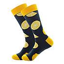 Комплект шкарпеток в коробці Friendly Socks Fruits (5 пар), фото 4