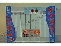 Алюминиевый радиатор MIRADO 500/96 mm 205 Вт