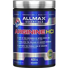 Аргинин ALLmax nutrition ARGININE HCI 400 грамм