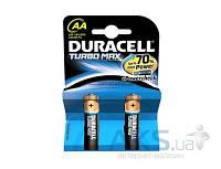 Элемент питания Duracell AA TURBO MAX LR06 1шт