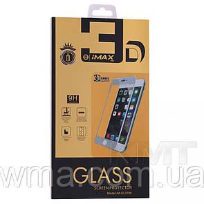 Защитное Стекло iMax Silicone Full Cover — iPhone 7 Plus — Transparent