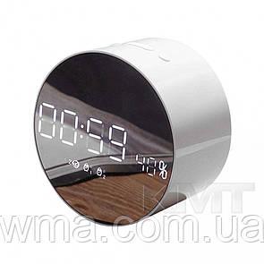 Joyroom JM-R8 Bluetooth Speaker (часы , дисплей & зеркало) — MultiColor