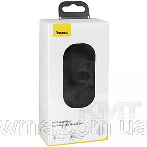 Baseus (DHMNC-01) Mini Spaceship Car Magnetic Humidifier (50ml) Black