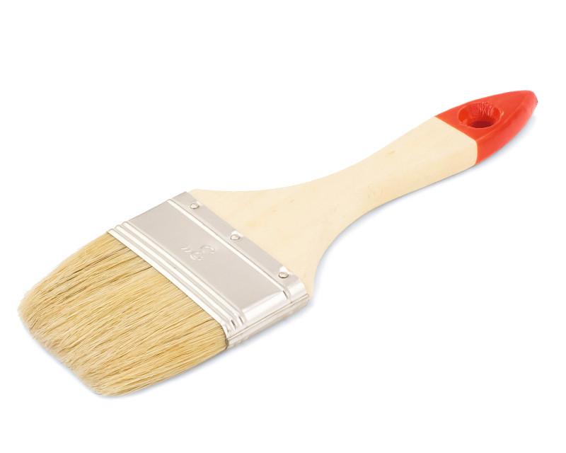 Кисть флейцевая COLOR EXPERT 81267512, 75мм*11мм СТАНДАРТ щетина 44мм, для всех видов красок и эмалей