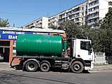 Выкачка выгребных ям Чапаевка.Прочистка труб канализации, фото 3