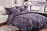 Байковый  комплект постельного белья Разные расцветки Байка ( фланель) Евро размер, фото 4