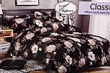 Байковый  комплект постельного белья Разные расцветки Байка ( фланель) Евро размер, фото 6