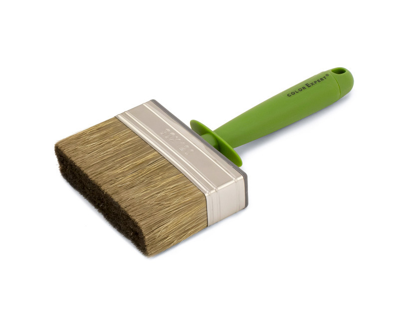 Макловица флейцевая COLOR EXPERT 83151202, 120мм*30мм, щетина 51мм, для всех видов деревозащитных материалов