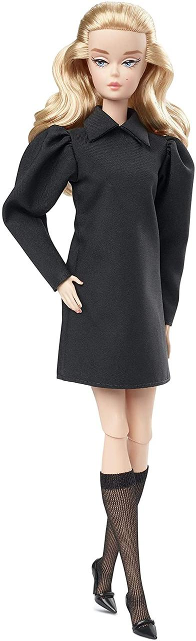 Кукла Барби Силкстоун лучшая в черном коллекционная Barbie Best in Black