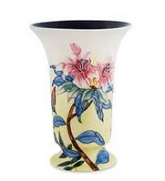 """Фарфоровая ваза """"Цветы"""" (Pavone) JP-96/10"""