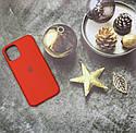 Чехол на iPhone 11 Pro силиконовый Silicone Case оригинальный цветной противоударный, фото 3