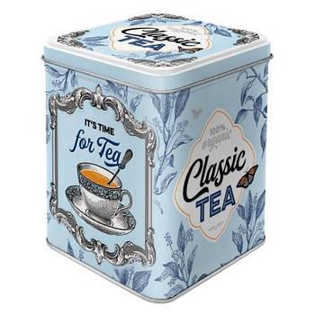 Чайница Nostalgic-Art Classic Tea (31302)