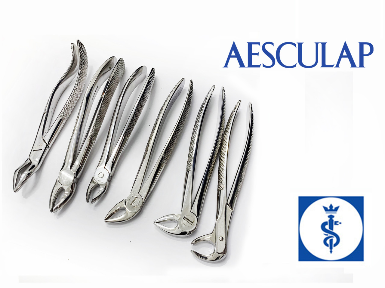 Щипці стоматологічні для видалення зубів (молярів)