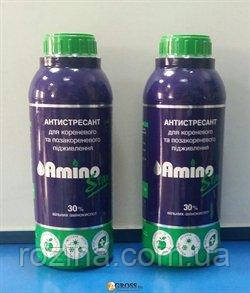 Амино - СТАР антистресант для корневой и внекорневой подкормки растений, 1 л.