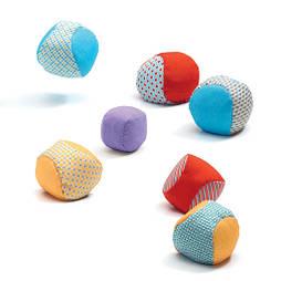 """DJECO Игровой набор с мягкими мячиками """"Петанк"""""""