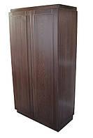 Шкаф платяной двухдверный