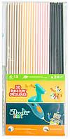 Набор стержней для 3D-ручки 3Doodler Start Микс, 24 шт: бежевый, персиковый, розовый, черный