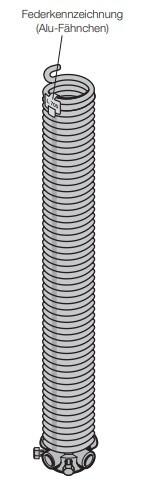 Пружина L708 Hormann