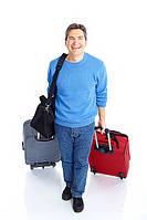 Незаменимая в путешествии дорожная сумка с колесиками