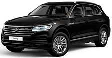 Защиты двигателя на Volkswagen Touareg (с 2018--)