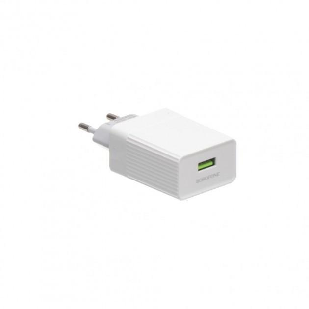 Сетевое зарядное устройство Borofone A47A 10Ватт