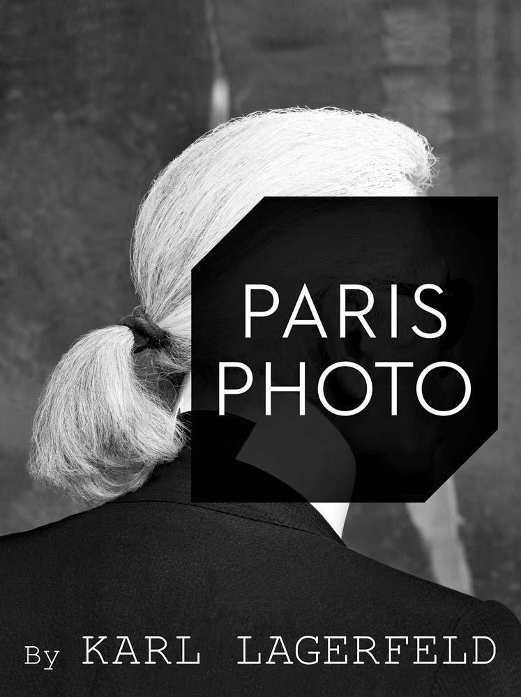 Книга  Karl Lagerfeld: Paris Photo
