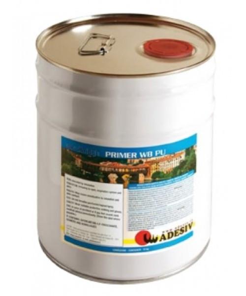 Гидропароизоляция PRIMER WB PU (5 л) гидроизоляция, пароизоляция для стяжки и бетона Adesiv (Адезив, Италия) .