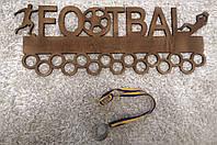 """Медальниця """"Футбол"""", фото 1"""