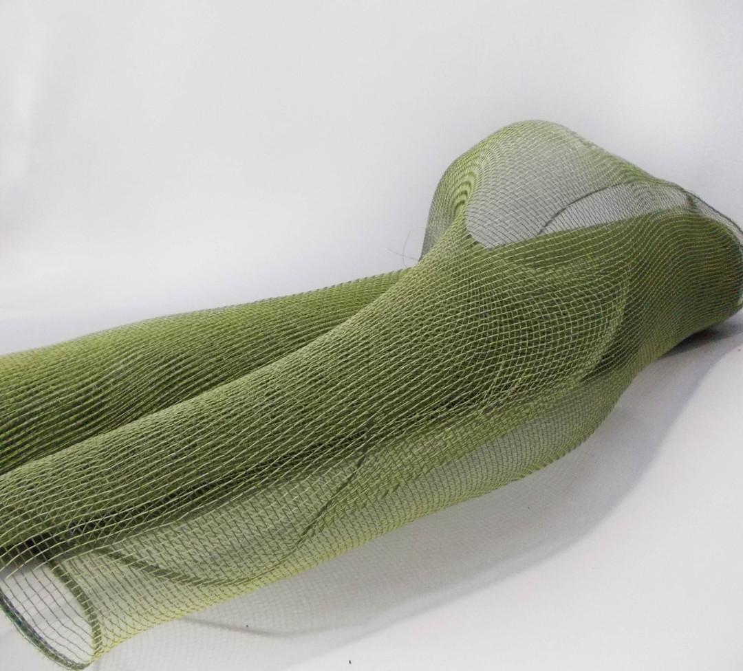 Сетка простая темно-зеленая