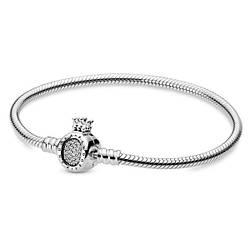Пандора Браслет Pandora Корона О (21 см) 598286CZ