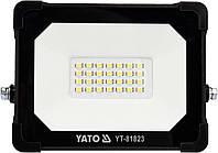 Прожектор с SMD-диодами YATO 20 Вт 1800 лм 28 диодов