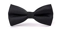 Краватка-метелик чорний