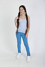 Леггинсы джинс, фото 3