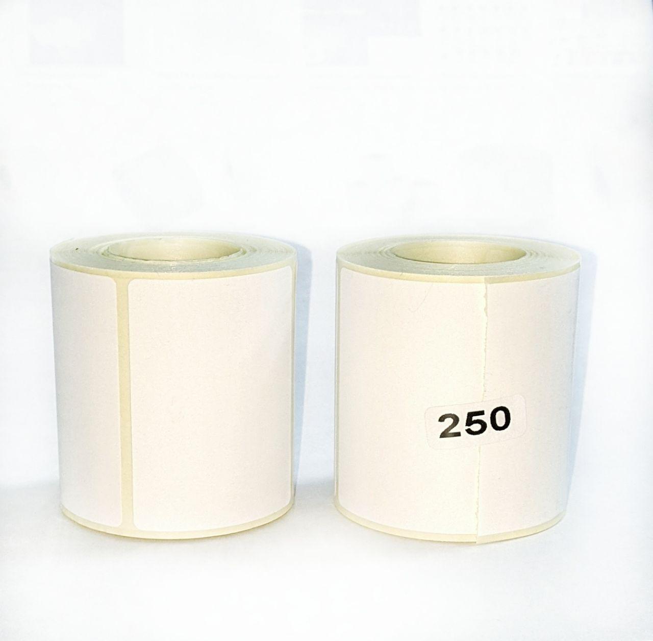 ✅ Термоэтикетка ЭКО 52х40х250