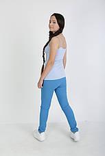Леггинсы джинс, фото 2